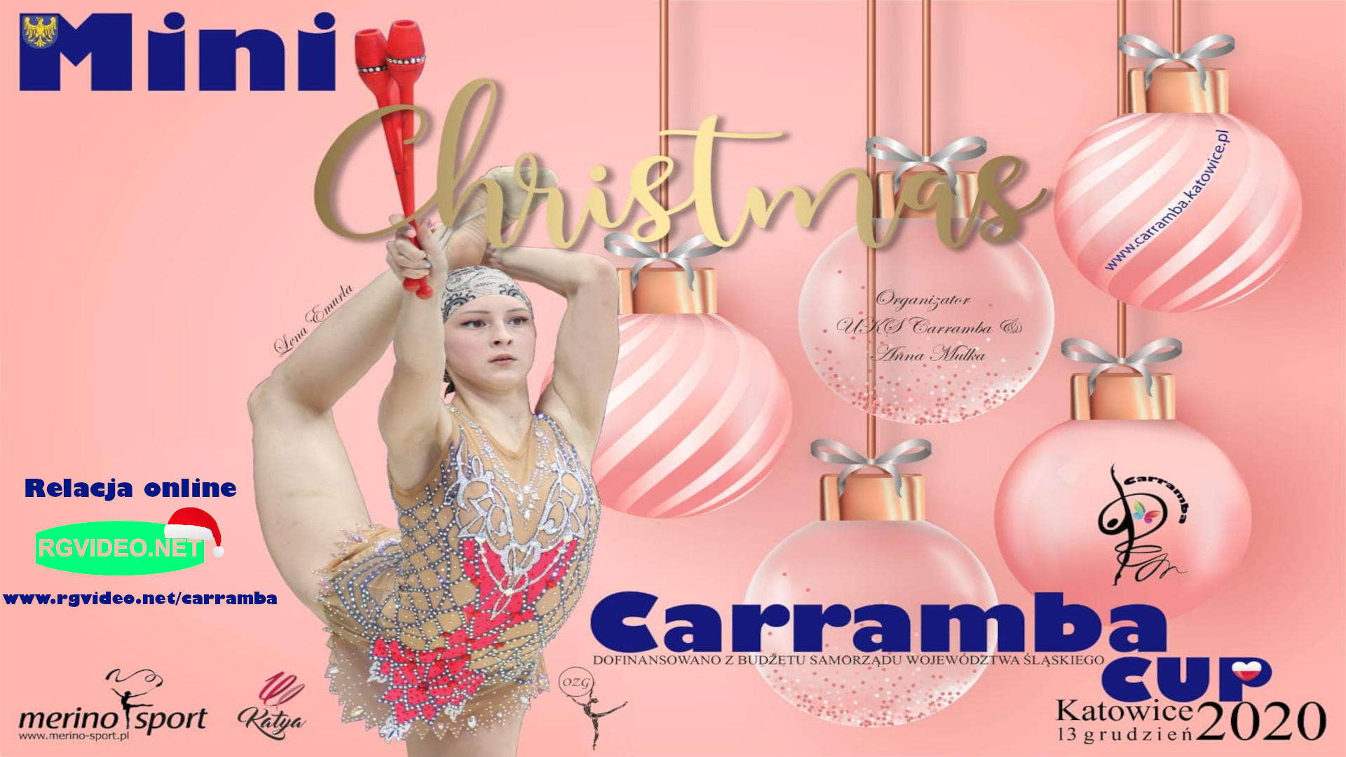 MINI CARRAMBA CHRISTMAS CUP 2020
