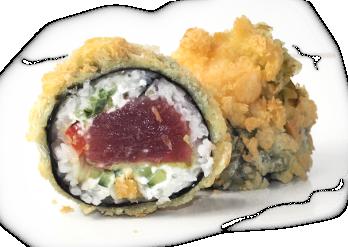 Maguro tempura freepng