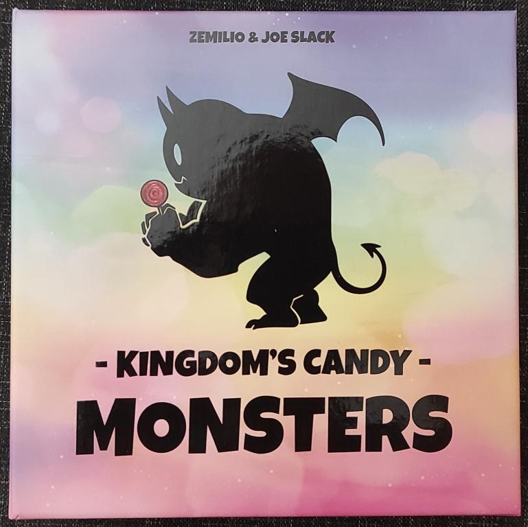 KINGDOM'S CANDY: MONSTERS