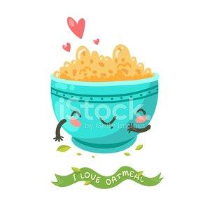 70025351-cute-porridge-bowl-character-smiling-i-love-oatmeal-ribbonjpg