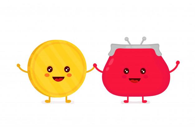 smieszna-usmiechnieta-sliczna-zlota-moneta-i-czerwony-portfel-kiesa-nowoczesne-mieszkanie-w-stylu-cartoon-charakter-ilustracja-na-bialym-tle-na-niebieskim-tle-torebka-torebka-portfel-pieniadze-koncepcja-przyjaciol_92289-942jpg