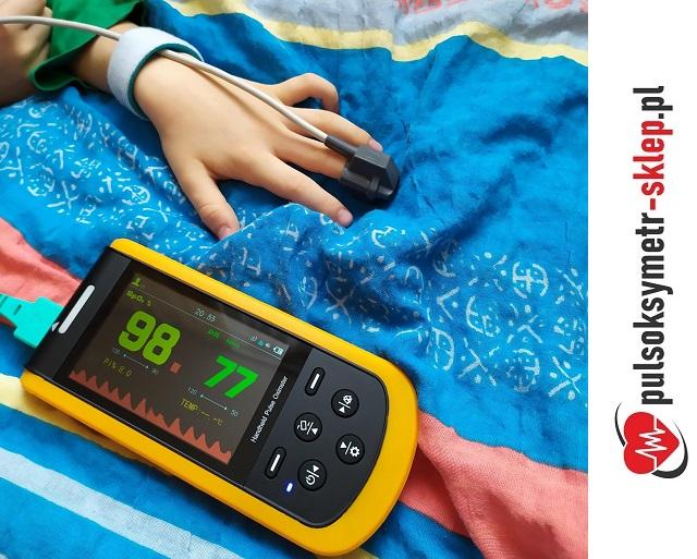 Pulsoksymetr dla dziecijpg