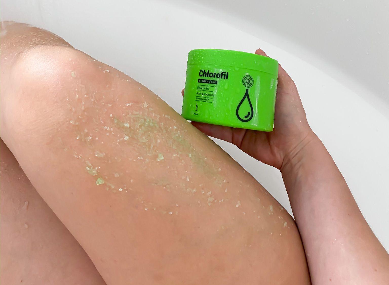 Peeling - niezbdny element pielgnacji po leciejpg