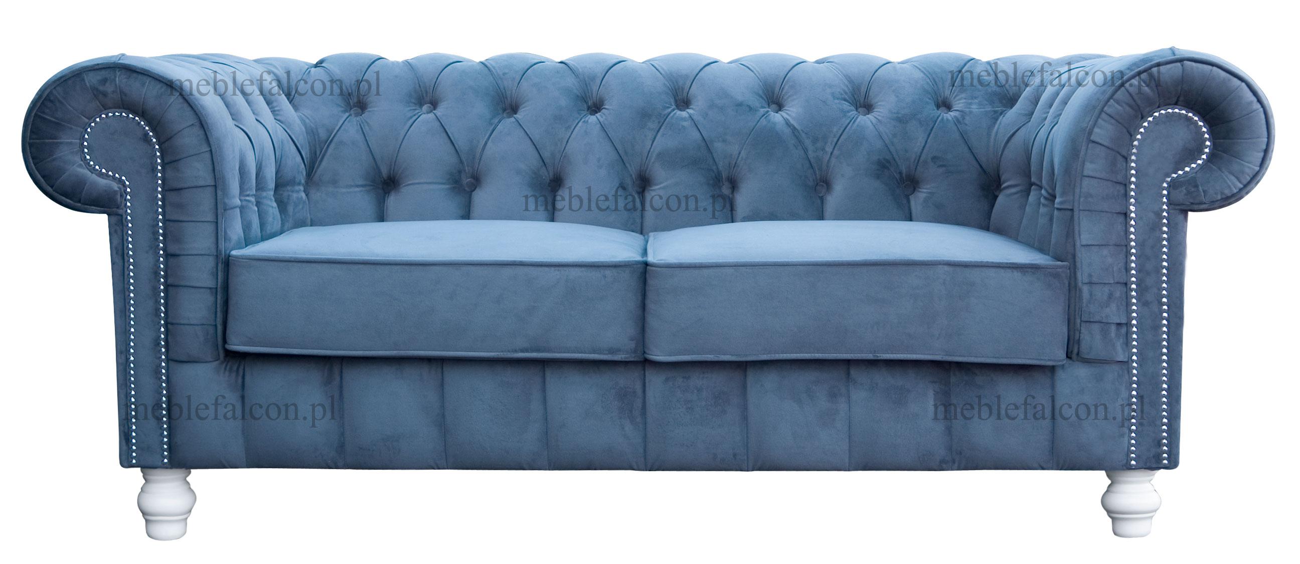 Wszystkie nowe sofa chesterfield WN27