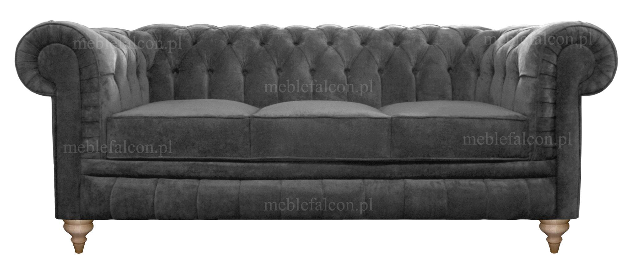 Wszystkie nowe sofa chesterfield QI54