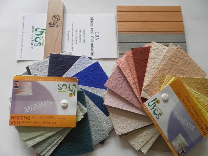 Naturalne bezpieczne farby scienne sufitowe Zalecane przez lekarzy
