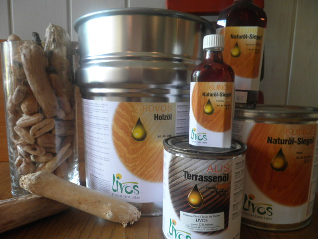 Alis 579 kolory olej tarasowy wytrzymay nie uszczcy Livos oleje